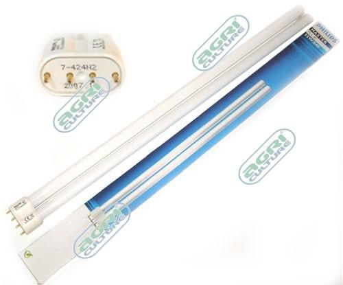 Philips - Starlight Ersatzbirne PL-L 55W - Blaulicht
