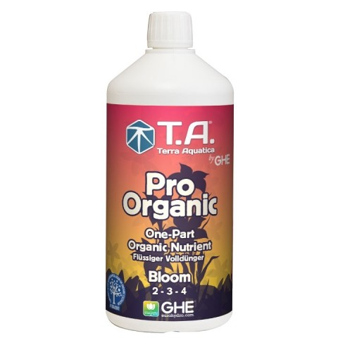 GHE/Terra Aquatica - Pro Organic Bloom 1L