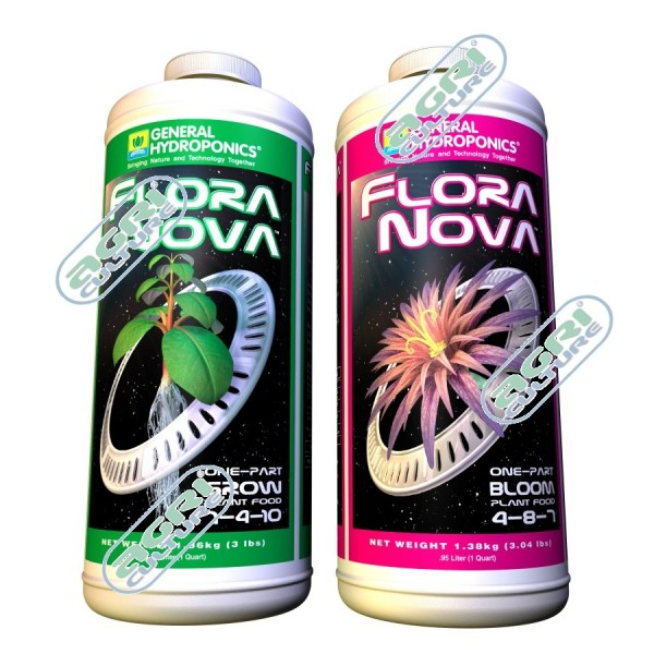 GHE - Flora Nova Grow - 3790ml
