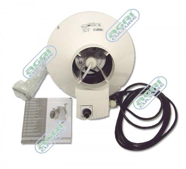 Rohrventilator VK 125mm P - inkl. Speedcontroller
