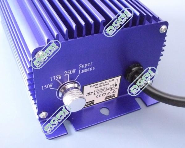 EVSG LUMATEK - 250W schaltbar ohne Fan