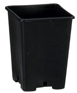 Pflanzentopf Plastik - 18x18x23cm / 6.5 Liter
