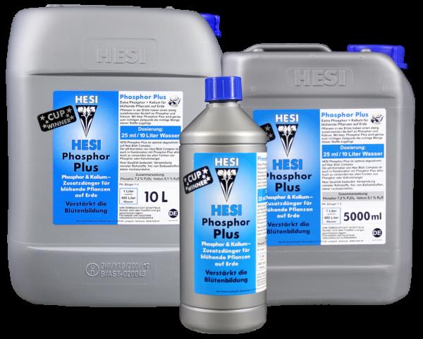 HESI - Phosphor Plus 5 Liter (Erde)