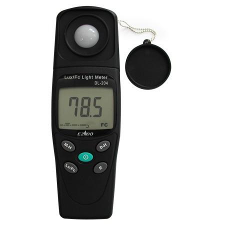 EZDO - LUX/Fc Lichtmeter DL 204