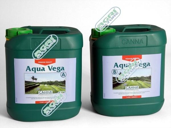 Canna Aqua Vega A&B - 2 x 5L