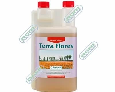 Canna Terra Flores 5L Blüte Erde