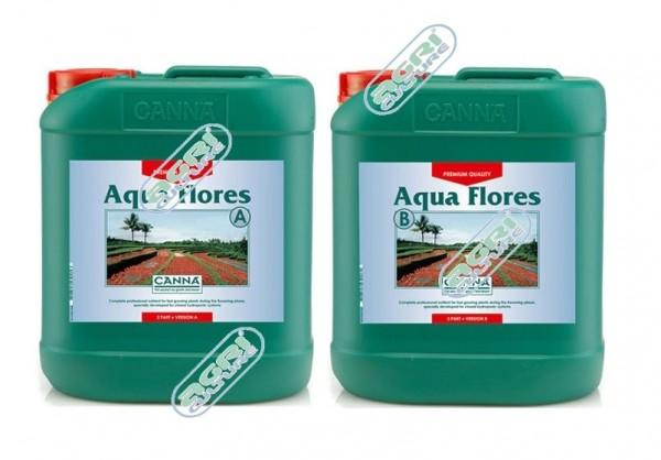 Canna Aqua Flores A&B - 2 x 5L
