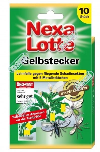 Nexa Lotte - Gelbstecker - 10 Stk.