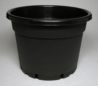 Pflanzentopf Plastik rund - 33x33cm / 25ltr.