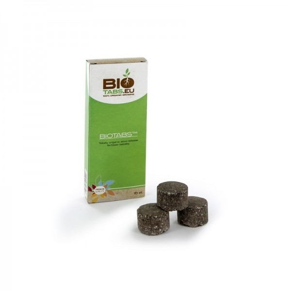 BioTabs Tabletten 10 Stück