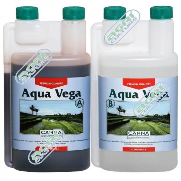 Canna Aqua Flores A&B - 2 x 1L