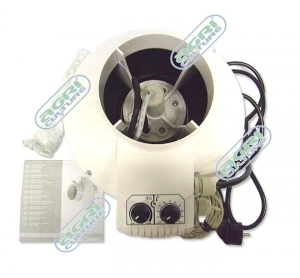 Rohrventilator VK 125mm UN - inkl. Klimacontroller