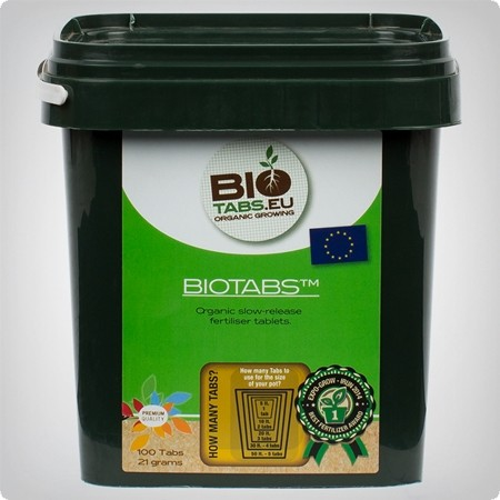 BioTabs Tabletten 100 Stück